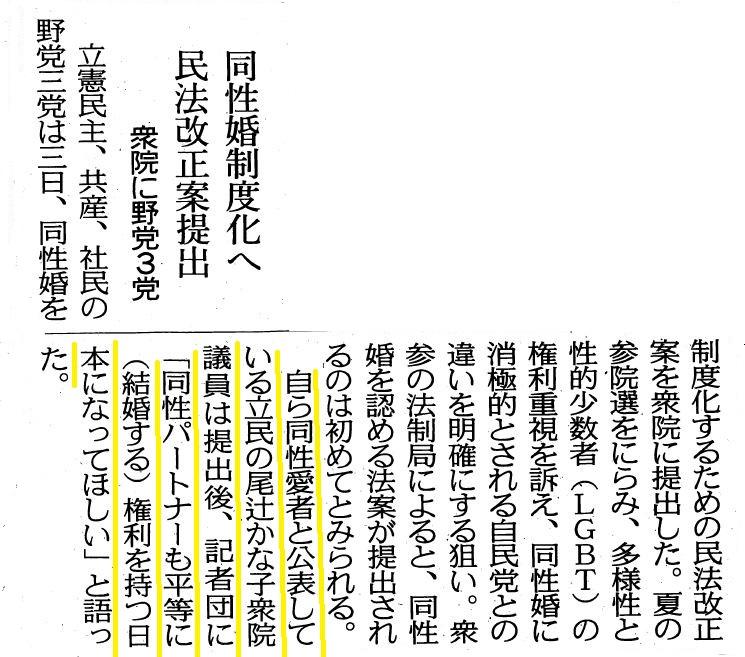 東京新聞 2019年6月4日